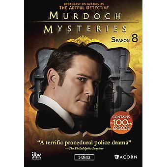 Murdoch Mysteries: Season 8 [DVD] USA import