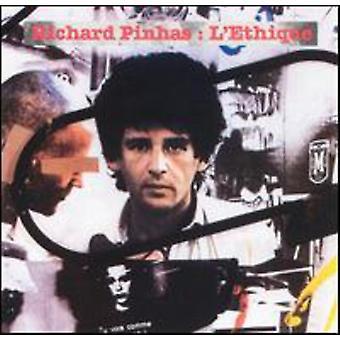 Richard Pinhas - L'Ethique [CD] USA import