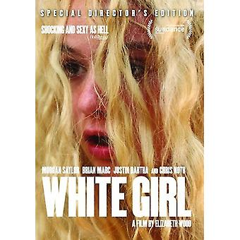 White Girl [DVD] USA import