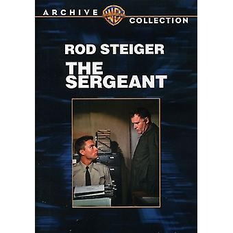 Sergent [DVD] USA importerer