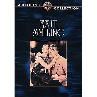 Exit Smiling [DVD] USA import