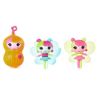 Mini-Lala Beitrag Littles 3 Pack: Narzisse, Fearn & Tulpe