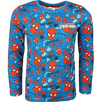 Ragazzi Marvel Spiderman Long Sleeve Top