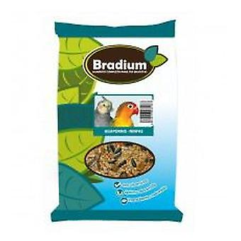 Bradium Bradium Agapornis And Nymphs 920 Gr Approx. (Birds , Bird Food)