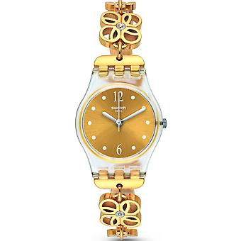 Swatch COUP DE FLEUR Mens Watch LK360G