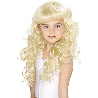 Princess Angel wig children children wig Queen