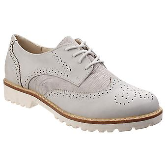 Divaz Carey Ladies Casual snøre Derby Brogue