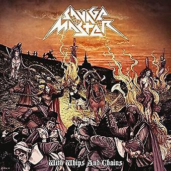 Savage Master - med piske og kæder [CD] USA import