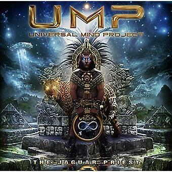 Universal Mind projekt - Jaguar præst [CD] USA importerer