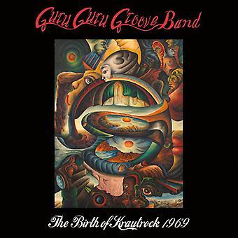 Guru Guru Groove Band - fødsel af Krautrock 1969 [CD] USA import