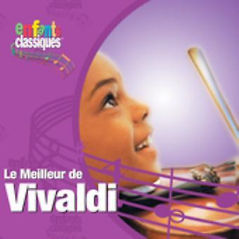 Enfants Classiques - Le Meilleur De Vivaldi [CD] USA import