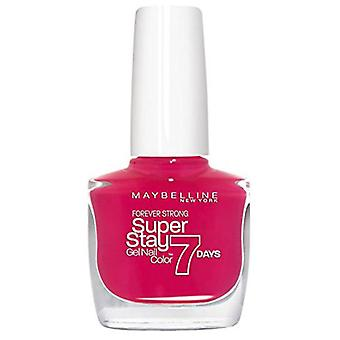 Maybelline Superstay 7 Days Gel Nail Colour 180 Rosy Pink