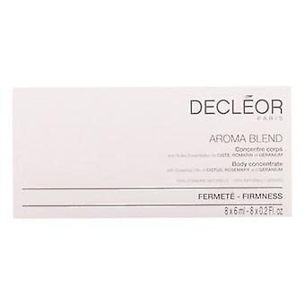 Decléor Paris Firmness Concentrate Corps Aromablend 8x6 ml