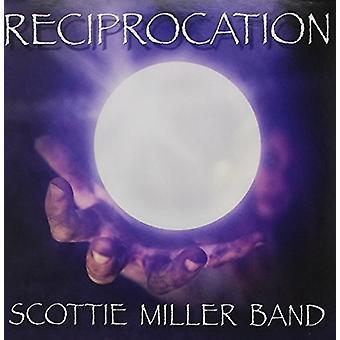 Scottie Miller Band - Erwiderung [CD] USA importieren