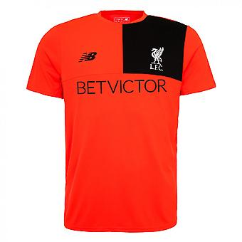 2016-2017 Liverpool Elite Training Shirt (Red)
