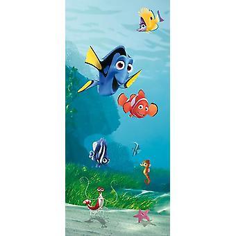 Disney Nemo muur muurschildering