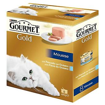 Gourmet Mousse Ocean Fish (Cats , Cat Food , Wet Food)