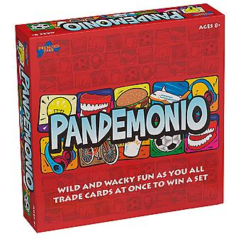 Drumond Park - Pandemonio Game