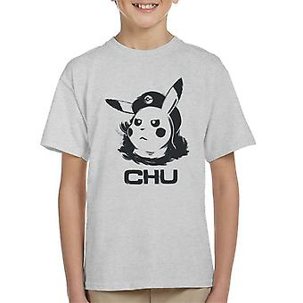 Viva La Pokemon Evolutions Revolution Parody Kid's T-Shirt