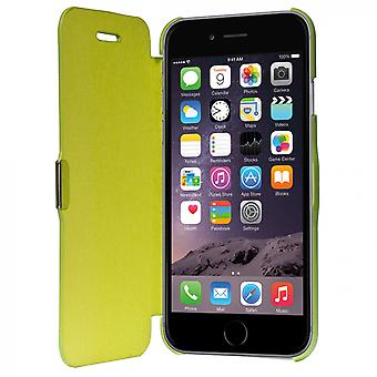 Flip cover sleeve case phone cover Bookstyle for Apple iPhone 6 / 6 s Green