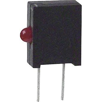 LED component Red (L x W x H) 10.03 x 6.22 x 2.54 mm Dialight