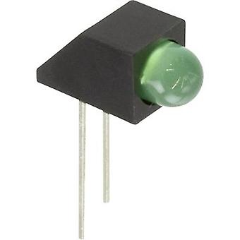 LED component Green (L x W x H) 15 x 12.6 x 6 mm Lite-On
