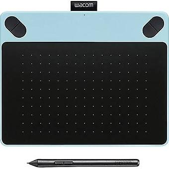 USB graphics tablet Wacom Intuos Art Blue Pen + Touch S Blue