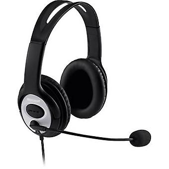 PC headset USB Corded, Stereo Microsoft LifeChat LX-3000