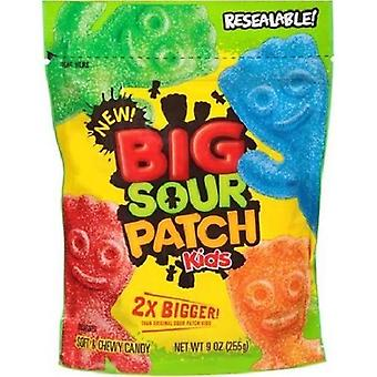 Big Sour Patch Kids Soft & Chewy Candy 2X Bigger