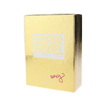 Victoria's Secret 'Super Model Sexy' Eau De Parfum Spray 2.5oz/75ml New In Box