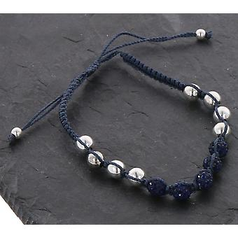 Bracelet fashion jewelry ladies of PEARLS FOR GIRLS blue