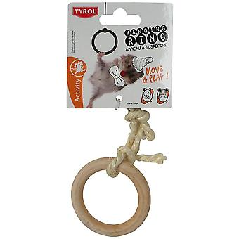 Tyrol Hanging Ring (Small pets , Toys)