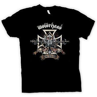 Mens T-shirt - Motorhead - Best Of Rock Metal