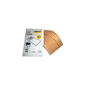 Karcher papir Filter Bag (pakke med 10)