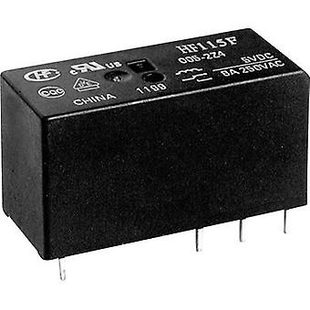 Hongfa HF115F/005-1ZS3B(610) PCB relays 5 Vdc 16 A 1 change-over 1 pc(s)
