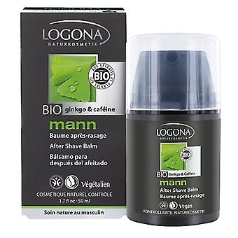 Logona Balsamo After Shave Mann 50 ml (Hygiene and health , Shaving , Shaving Products)