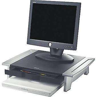 Fellowes 80311 Monitor riser ATT.FX.HEIGHT_RANGE: 10 up to 15 cm Black, Silver