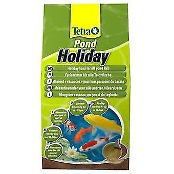 Tetra Pond Holiday (Fish , Ponds , Food for Pond Fish)