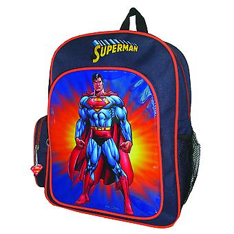 Backpack Outdoors Superman