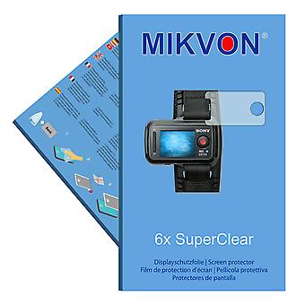 Sony Live-View Remote RM-LVR2 screen protector- Mikvon films SuperClear