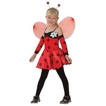 Bnov Ladybug Childs Costume