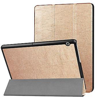Sprawa dla Huawei MediaPad T3 10-złoto