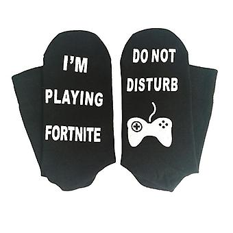 Fortnite socks with non slip