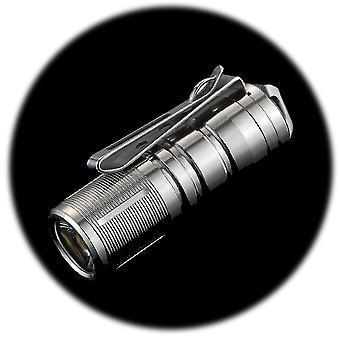 NITEYE af JETBeam-Mini TI - mini lommelygte TITANIUM