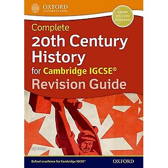 20th Century History for Cambridge Igcse(R) - Revision Guide by Ray En