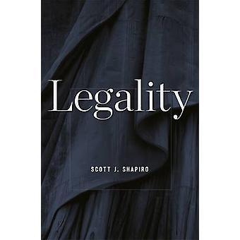 Legality by Scott J. Shapiro - 9780674725782 Book