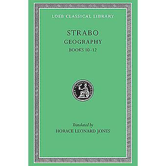 Geografi - v. 5 av Strabo - hl Jones - 9780674992337 bok