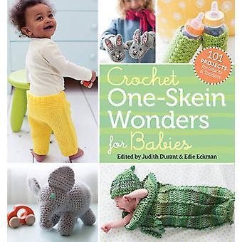 Crochet One-Skein Wonders for Babies by Judith Durant - Edie Eckman -