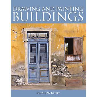 Tekenen en schilderen gebouwen door Jonathan Newey - 9781861269997 boek