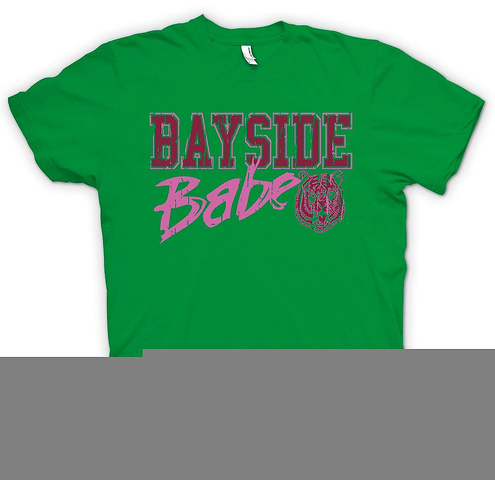 Herr T-shirt - Bayside Babe - Bayside Tigers - Funny